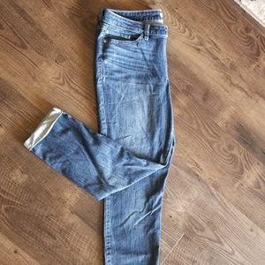 Lauren Conrad Skinny Crop Jean